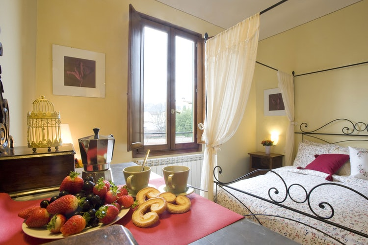 Comfortable city center apartment, Oltrarno