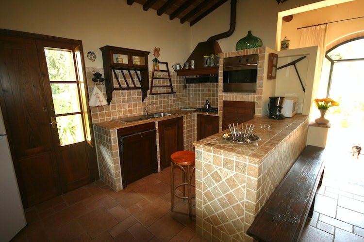 Podere Villabassa: Set in the hills of Chianti near Florence