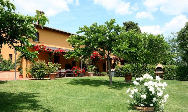 Podere Villabassa: Set in the hills of Chianti near Florence