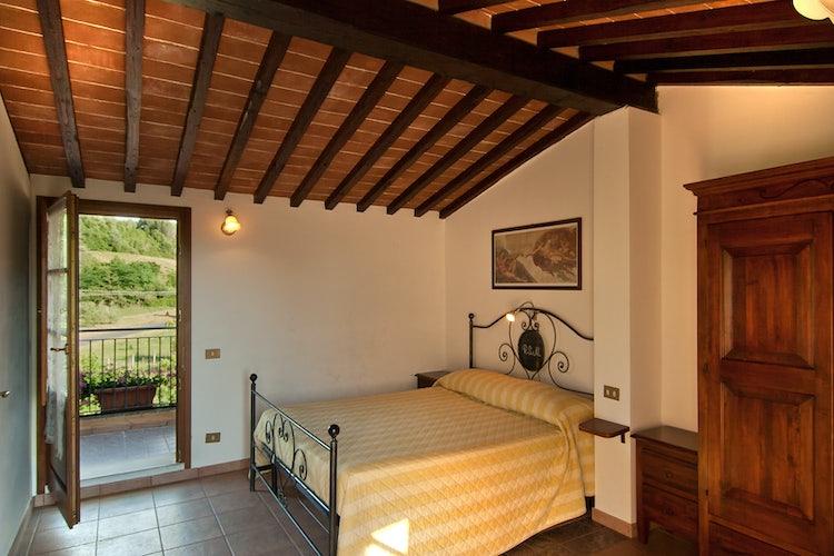 Bedrooms at Santa Maria Residence