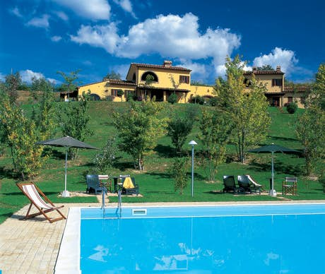 Vineyards In Tuscany Stay At A Villa Apartment B B And