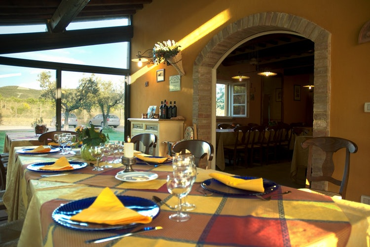 Agriturismo il Melograno di Banditella: Near the coast with onsite restaurant
