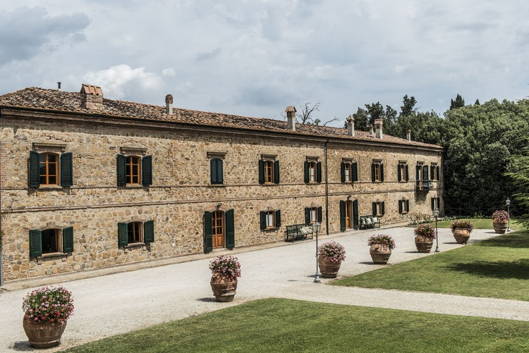 Villa Piaggia facade