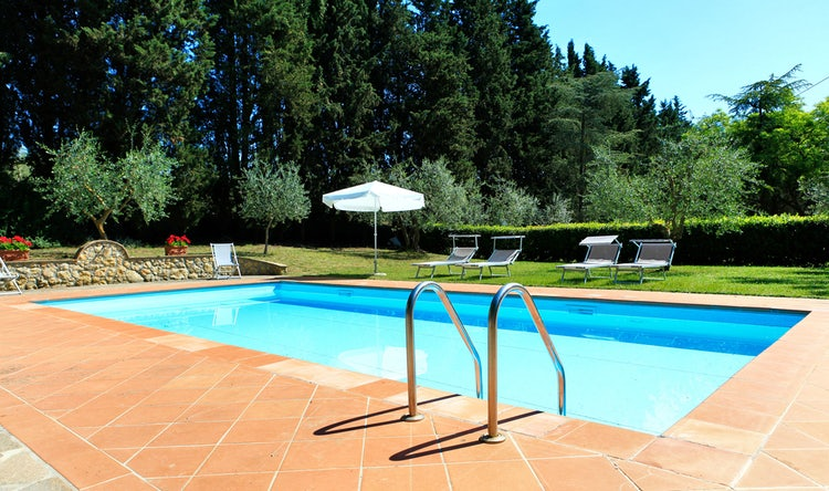 Summer fun  at Villa Vianci