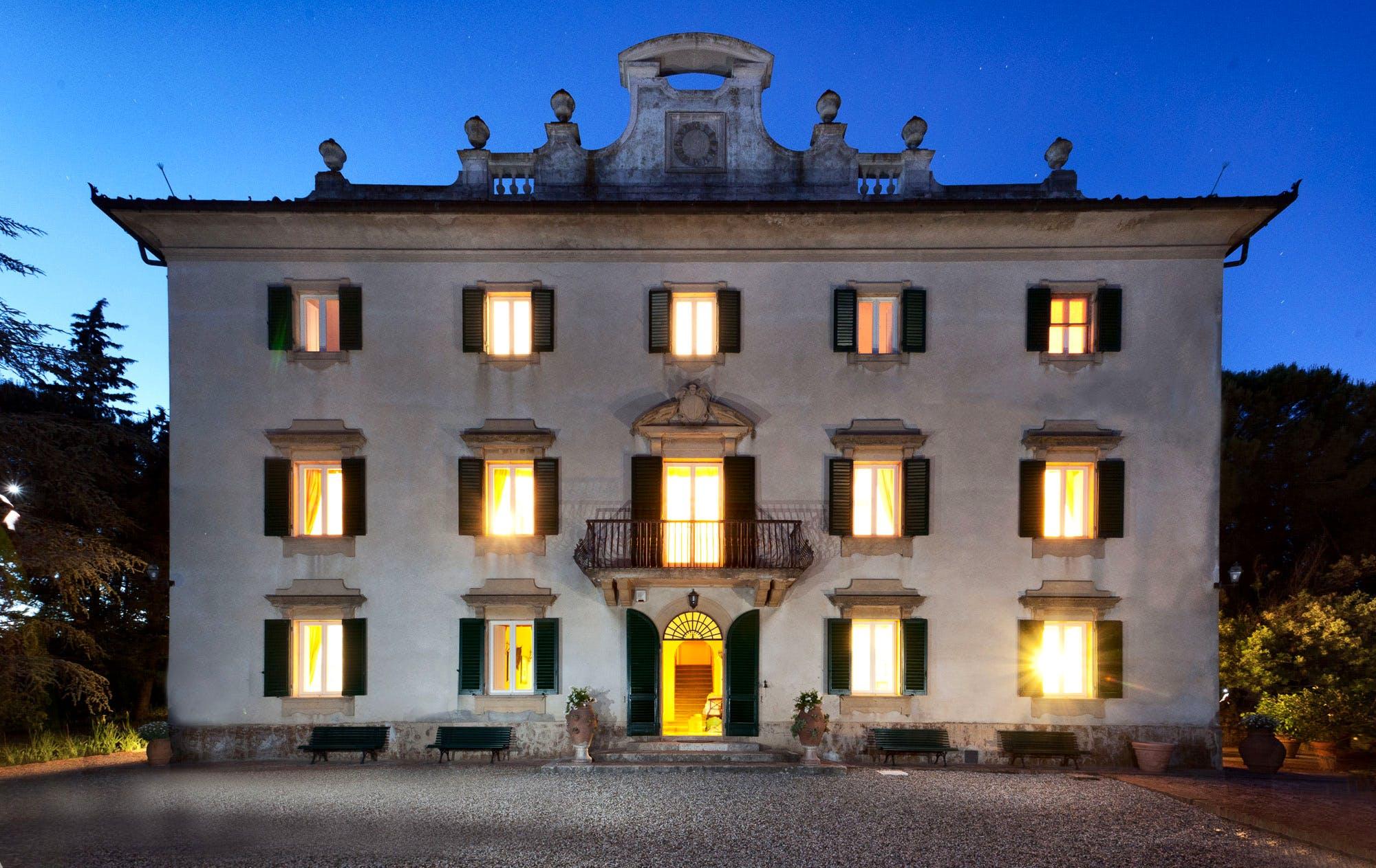 Villa vianci magnificent villa spectacular views