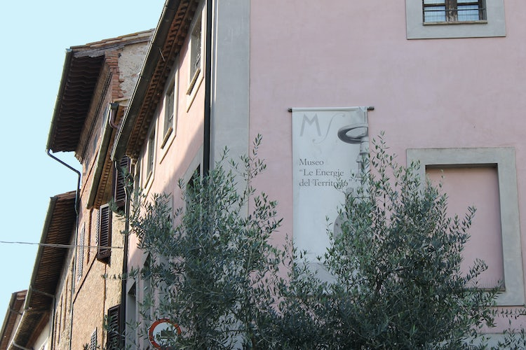 Museum at Radicondoli near Siena