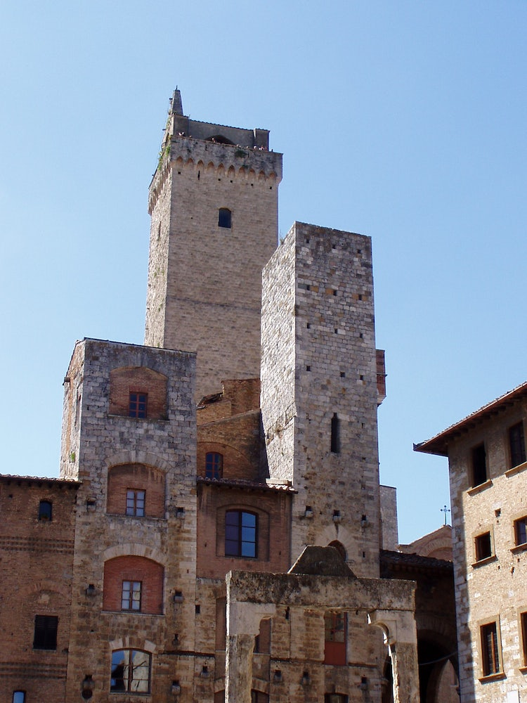 UNESCO Sites:  San Gimignano