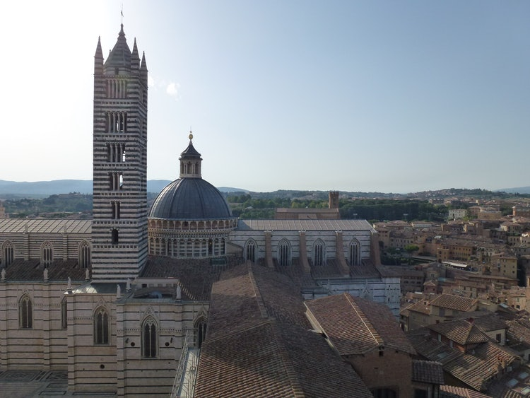 Siena Opa Visit The Baptistery The Crypt And Museum Dell Opera In