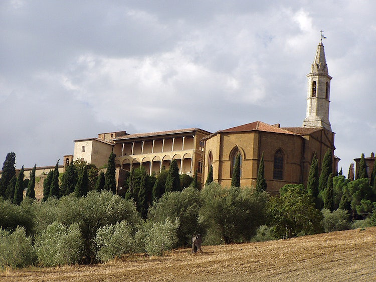 UNESCO Sites:  Pienza