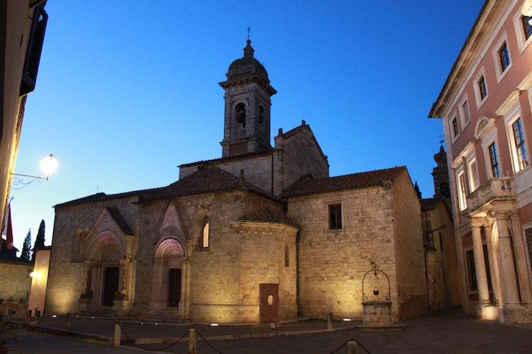 A tour around San Quirico