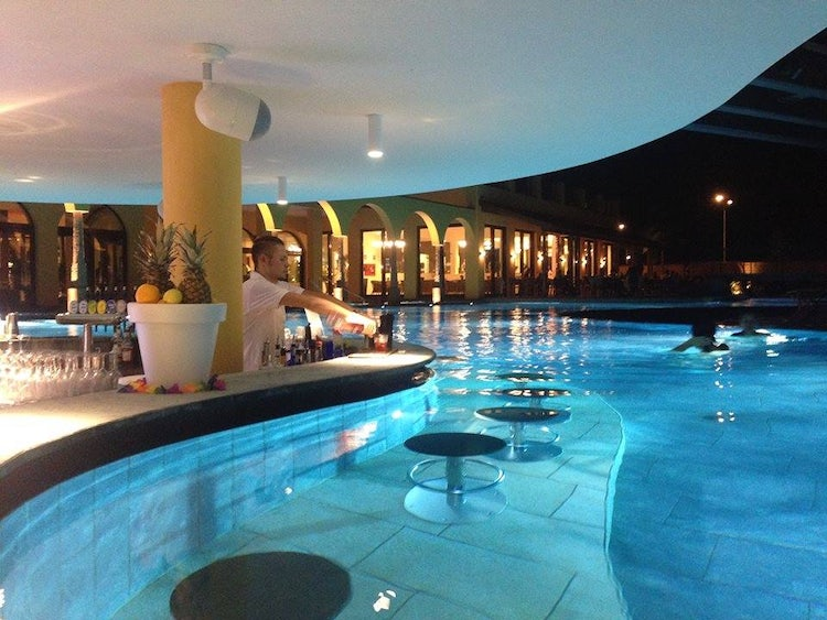 Romance in Tuscany: Spa for couples